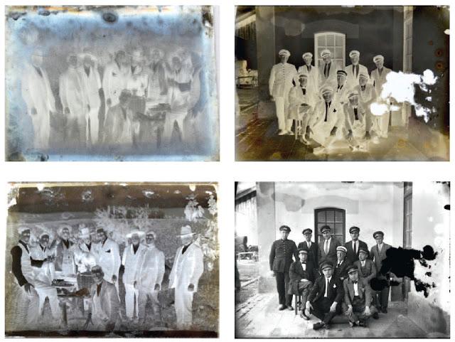 Fotografías del fondo Antonio Muñoz Raigón
