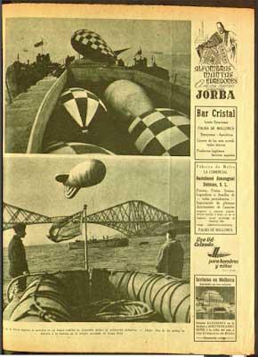 Revista Destino 1942
